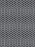 Aluminium balayé en métal, texture de flocon sans couture Illustra de vecteur Images stock