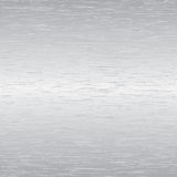 aluminium borstad vektor Arkivfoto