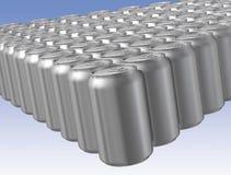 Aluminium can Royalty Free Stock Image