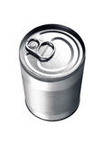 Aluminium can Stock Photography