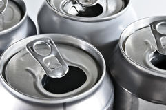 Aluminium Cans for Recycling royalty free stock photo
