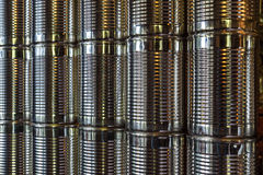 Aluminium cans Royalty Free Stock Photo