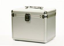Aluminium CD Case Royalty Free Stock Images