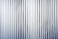 Aluminium dark list with metal sheet fence. Royalty Free Stock Images