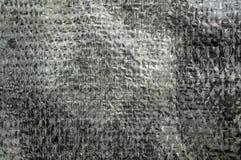 Aluminium de bulle Image stock