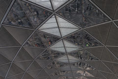 Aluminium de plafond Image stock