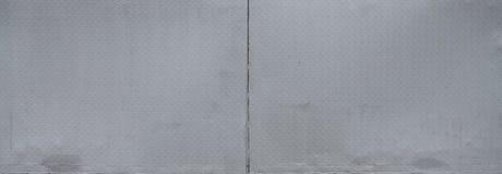 Aluminium donkere lijst met ruitvormen It& x27; s zilver met rhombu Stock Afbeeldingen