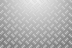 Aluminium Embossed Sheet Vector. Background of three embossed shapes. Grey background with light at the upper edge of the vector stock illustration