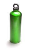 Aluminium flaska Royaltyfria Foton