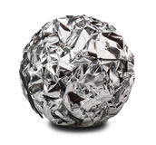 Aluminium foil Royalty Free Stock Photo