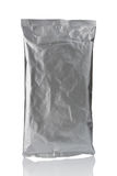 Aluminium foil pack Stock Photography