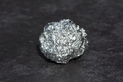 Aluminium Foil Royalty Free Stock Images