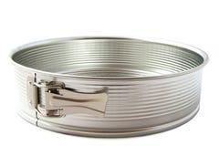 Aluminium form Royalty Free Stock Images