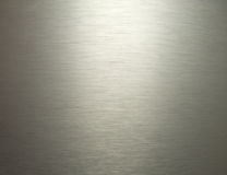 Aluminium gray texture metal al background Royalty Free Stock Photo