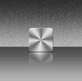 Aluminium Icon Stock Photography