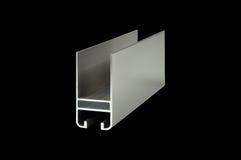 Aluminium industriële delen Royalty-vrije Stock Afbeelding