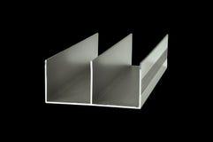 Aluminium industriële delen Stock Afbeelding
