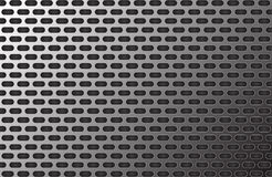 Aluminium metal texture background pattern Royalty Free Stock Photography