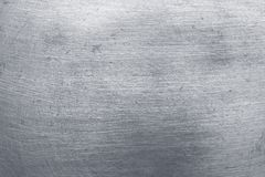 Aluminium metal texture background, scratches on polished stainless steel.  stock photo