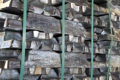 Aluminium molds Royalty Free Stock Photography