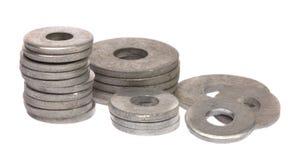 Aluminium Ondersteunende ring Royalty-vrije Stock Afbeelding