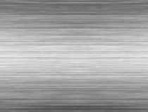 aluminium płytkę srebra Fotografia Stock