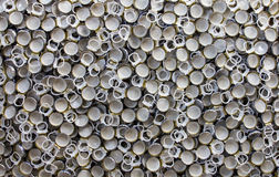 Aluminium plastic Royalty Free Stock Photo