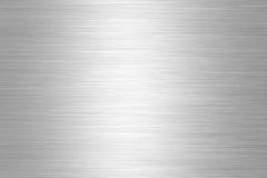 Aluminium Plate Royalty Free Stock Photo
