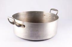 Aluminium Pot Stock Photography