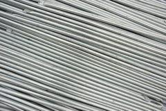 Aluminium products Stock Photography