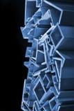 Aluminium-Profilleisten Stock Image