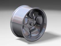 Aluminium rim Stock Images