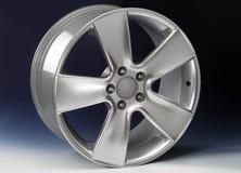 Aluminium rim Royalty Free Stock Photos