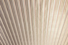 Aluminium sheet ceiling - used as background picture. Aluminium sheet ceiling, can be used as background picture Stock Image