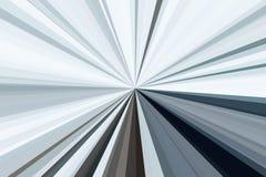 Aluminium silvermetallabstrakt begrepp rays bakgrund Bandstrålmodell Modern trend för stilfull illustration Royaltyfri Fotografi