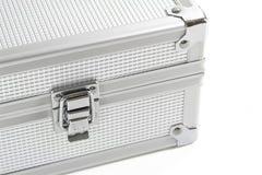 Aluminium Suitcase Royalty Free Stock Images
