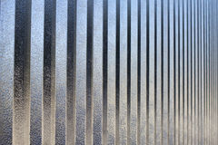 Aluminium surface royalty free stock photos