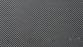 Aluminium texture, rigidised flightcase. Close-up view of a strengthened flightcase texture royalty free stock photos