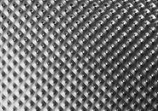 Aluminium texturerar bakgrund Royaltyfria Bilder