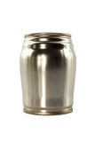 Aluminium tin can. Stock Image