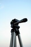 Aluminium tripod Stock Photography