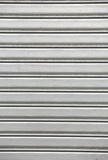 Aluminium white dark list with line shapes Stock Photos