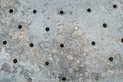 Aluminiumbeschaffenheit Stockbilder