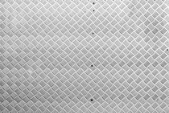 Aluminiumbeschaffenheit mit scrull auf Boden vektor abbildung