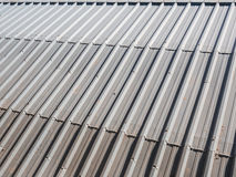 Aluminiumdach Stockbilder