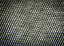 Aluminiumfilter, Metaaloppervlakte Stock Afbeelding