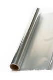 Aluminiumfolien Stockbild