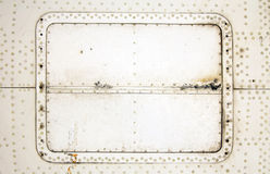 Aluminiumplatte Stockbild