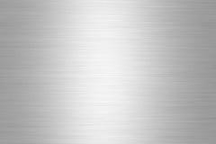 Aluminiumplatte Lizenzfreies Stockfoto