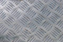 Aluminiumplatten stockbild